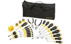 Zestaw narzędzi Stanley kpl 39 szt + torba 621140 - 2839131180
