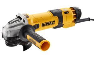 DEWALT Szlifierka kątowa 125mm 1500W regulacja obrotów 2800-10000 obr/min. DWE4257-QS - 2844850253