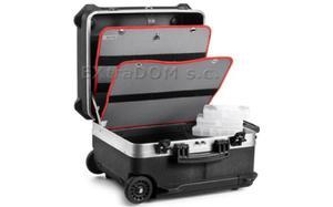 Mobilna walizka Facom na narzędzia z zamkiem, wzmacniane boki BV.61A - 2864152296
