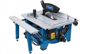Pilarka tarczowa stołowa 210mm 1200W Scheppach HS80 - 2852473494