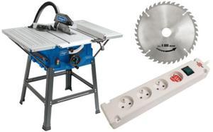Pilarka tarczowa stołowa Scheppach 250mm 2000W 230V HS100S - 2872943852
