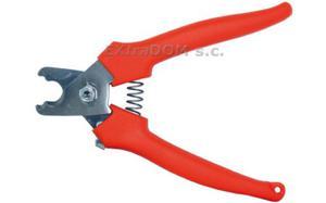 Nożyce do cięcia przewodów precyzyjne Hesse KG 480685 - 2873748441