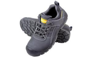 661941c3 Półbuty robocze ochronne Lahti Pro kat. S3 SRA buty rozmiar 45 L3041445  skóra nabukowa -