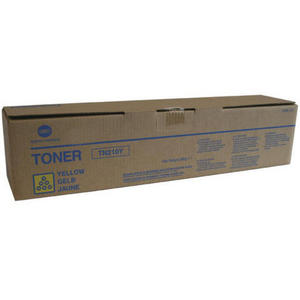 oryginalny toner Konica Minolta TN-210Y [8938510] yellow - 2824393587