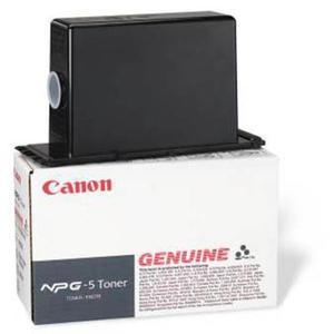oryginalny toner Canon [NPG-5] black
