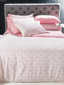 Versace pościel satynowa Damasco różowa 160x200 - 2832871287