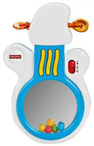 FISHER PRICE GITARA MALUSZKA DFP21 - 2827303826