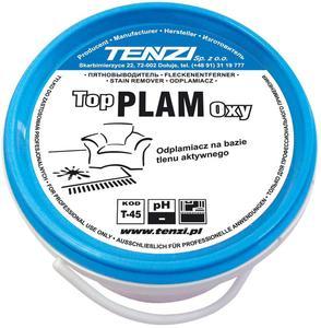 TENZI Top PLAM Oxy Odplamiacz na bazie tlenu aktywnego w granulacie do wywabiania starych plam i przebarwień pochodzenia gastronomicznego - 2844886720