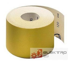 Papier ścierny w rolce PS 30D szer.115mm dł.50m (granul.40-220)