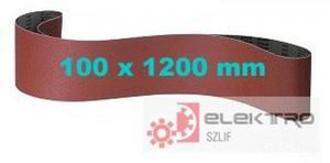 Pas ścierny bezkońcowy płócienny CS 310X 100x1200mm (granul.24-36)