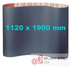 Pas ścierny bezkońcowy papierowy PS 15F 1120x1900mm (granul.40-180)