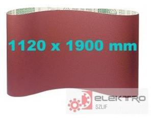 Pas ścierny bezkońcowy papierowy PS 23F 1120x1900mm (granul.60-180)