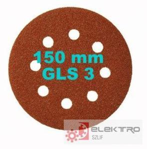 Kr��ek �cierny samoprzyczepny PS 18EK �redn.150mm GLS3 (granul.36-240)