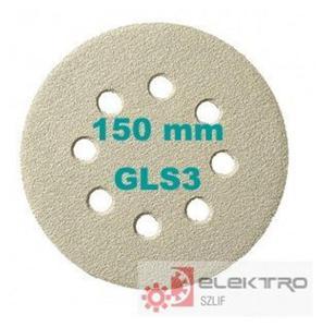 Krążek ścierny samoprzyczepny PS 33BWK średn.150mm GLS3 (granul.150-400)