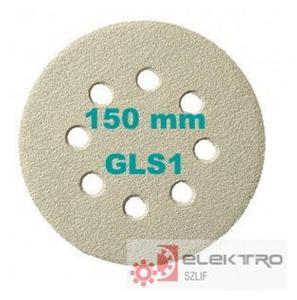 Krążek ścierny samoprzyczepny PS 33BWK średn.150mm GLS1 (granul.180-400)