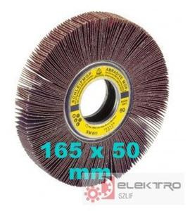 Ściernica listkowa nasadzana SM 611 165x50mm (granul.40-320)
