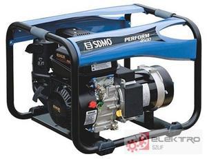 Agregat prądotwórczy SDMO PERFORM 4500 - 5.25 kVA