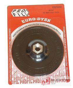 Euro - dysk do krążków samoprzyczepnych 150 mm (do szlifierek kątowych)
