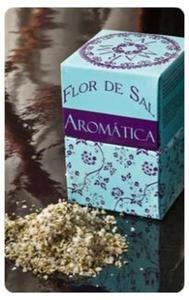 Kwiat soli z natka pietruszki i oregano - Flor de Sal Aromatica