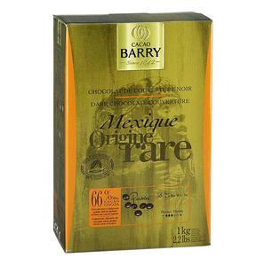 Original Ghana, czekolada pełnomleczna, w formie pastylek callets, 40,5% kakao, 1 kg - 2822713533