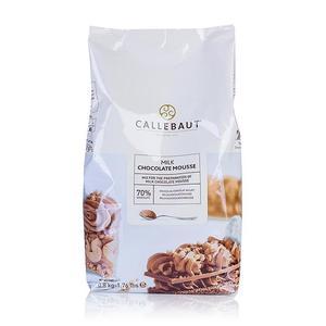 Mousse czekoladowy w proszku czekolada pełnomleczna, 800 g - 2822713539