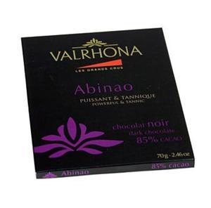 Valhrona, czekolada gorzka Abinao, 70 g - 2822713551