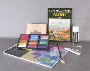 Zestaw do malowania pastelami Z-311 - 2428998207