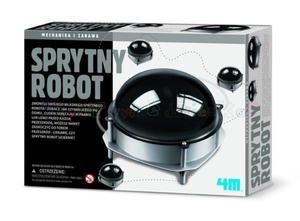 Mechanika i zabawa - SPRYTNY ROBOT - 2428998234