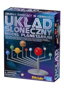 UKŁAD SŁONECZNY - model planetarium - 2428998239