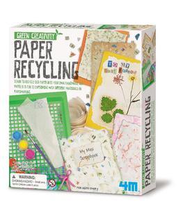 Green Creativity - RECYKLING PAPIER CZERPANY - 2428998244