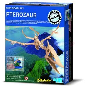 Wykopaliska - Dino szkielety - PTEROZAUR