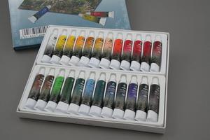 Farby olejne Marie's 24 kolory - 2428997431