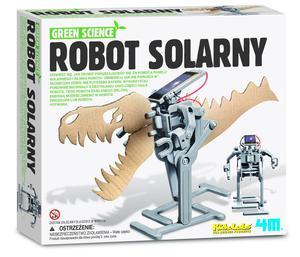 Mechanika i zabawa - ROBOT SOLARNY - 2428998646