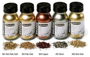 BRONZE Schmincke 20ml silver (srebro) - 2428998818