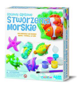 Odlewy gipsowe - STWORZENIA MORSKIE - 2428999044
