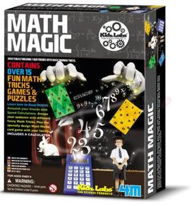 Nauka i Zabawa - MAGIA MATEMATYKI - 2428999181