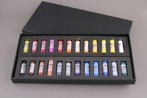 Pastele suche artystyczne 24 kolory - 2428999202