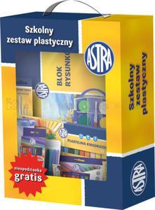 ASTRA zestaw szkolny - wyprawka plastyczna - 2428999322