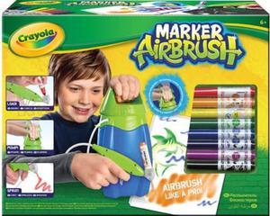 CRAYOLA - Marker Airbrush - Aerograf - 2428999975