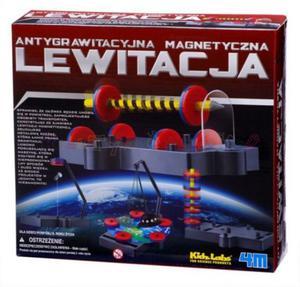 Nauka i Zabawa - ANTYGRAWITACYJNA, MAGNETYCZNA LEWITACJA - 2428999979