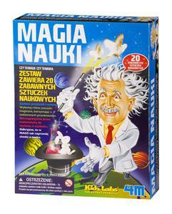 Nauka i Zabawa - MAGIA NAUKI - 2429000000