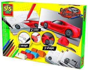 SES Zestaw do projektowania auta - 2429000123