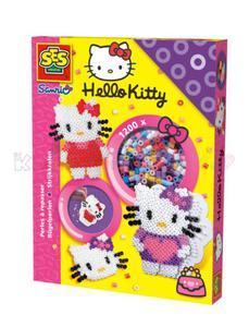 SES Beads - HELLO KITTY 1200 kołeczków do zaprasowania - 2429000422