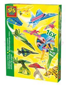 SES Papierowe Modele Samolotów - 2429000454
