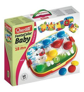 Mozaika Quercetti FantaColor Baby - walizka - 2429000519