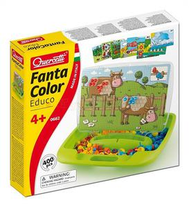 Mozaika FantaColor Educo Quercetti - 2429000548