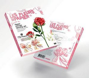 Papierowe Kwiaty - RÓŻA - 2429000576