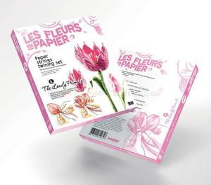 Papierowe Kwiaty - PRYMULA - 2429000578
