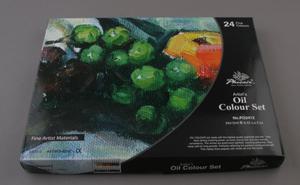 Farby olejne 24 kolory Phoenix - 2428997739