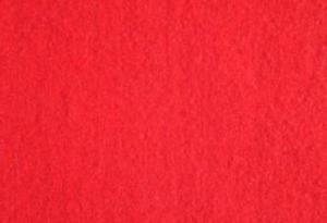 Filc - arkusz 20x30cm/1,5mm czerwony - 2429001274